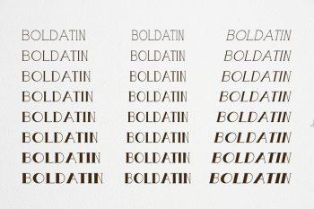 Boldatin Caps Font Family by Patria Ari-03