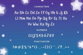 Kimplay Kids Display Font by Patria Ari-07